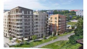 NYBYGGNATION |  Försäljningen av lägenheter i Brf Luthagen strand har inletts
